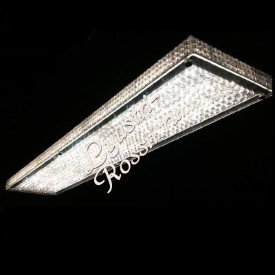Светодиодная прямоугольная люстра LED-0065