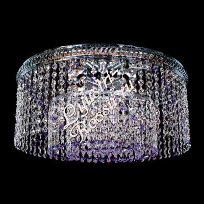 Кольцо 5 ламп Цветное -015