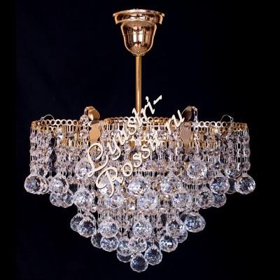 Ромашка Крона 1 лампа с подвесом