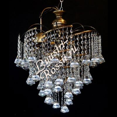 Виноград 4- 6 ламп Шары (Конус)