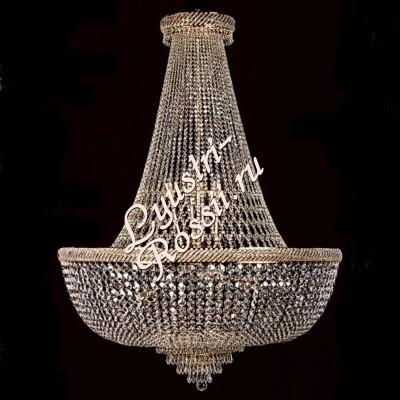 Лотос Большой 17-36 ламп с подвесом