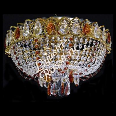 Катерина 1- 3 -5 ламп Цветная